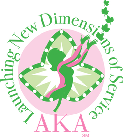 Launching New Dimensions of Service Logo